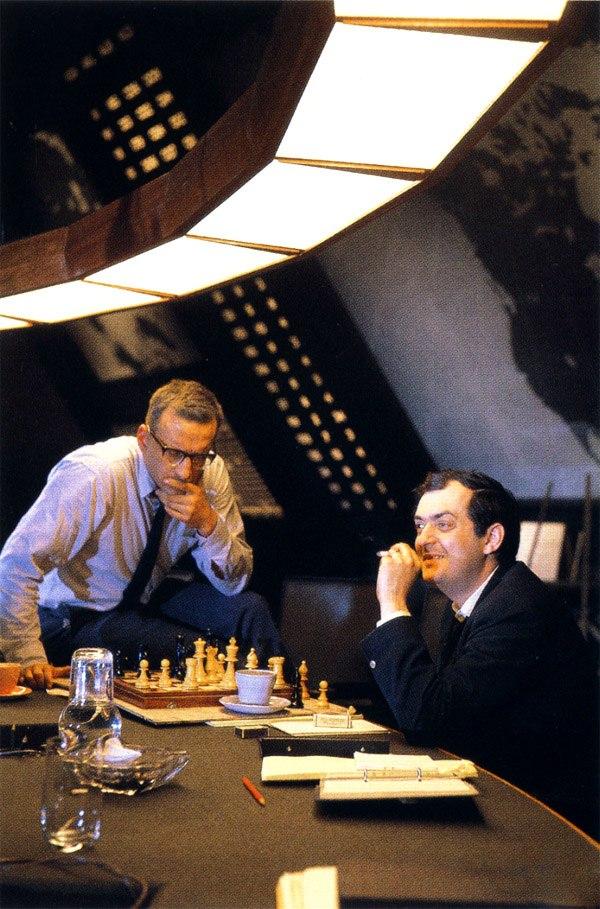 Stanley Kubrick19 Мастер за работой: Стэнли Кубрик. Часть 1 (1950 1960 гг.)