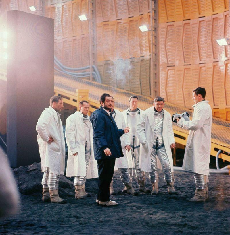 Stanley Kubrick27 Мастер за работой: Стэнли Кубрик. Часть 1 (1950 1960 гг.)