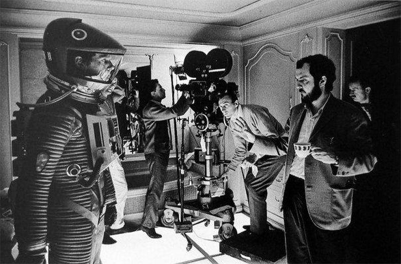 Stanley Kubrick35a Мастер за работой: Стэнли Кубрик. Часть 1 (1950 1960 гг.)