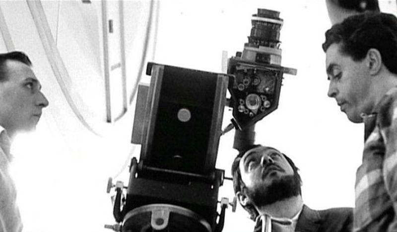 Stanley Kubrick37 Мастер за работой: Стэнли Кубрик. Часть 1 (1950 1960 гг.)