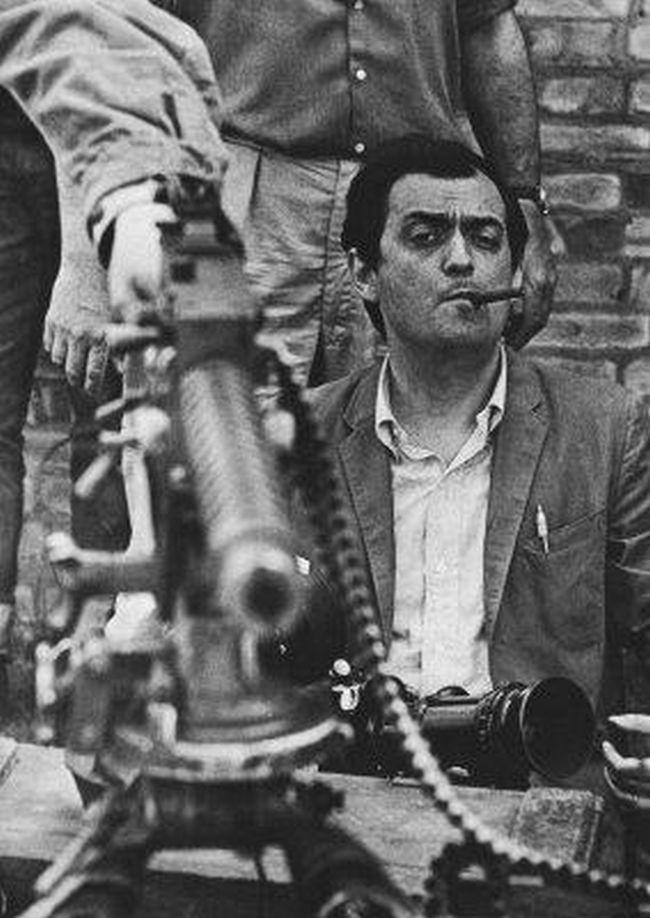 Stanley Kubrick02a Мастер за работой: Стэнли Кубрик. Часть 1 (1950 1960 гг.)