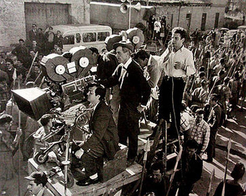 Stanley Kubrick07 Мастер за работой: Стэнли Кубрик. Часть 1 (1950 1960 гг.)