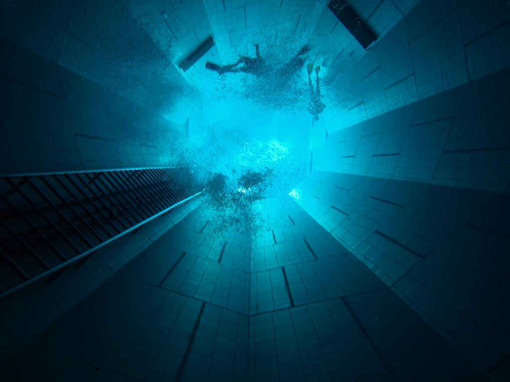 deepest 2 Самый глубокий бассейн в мире