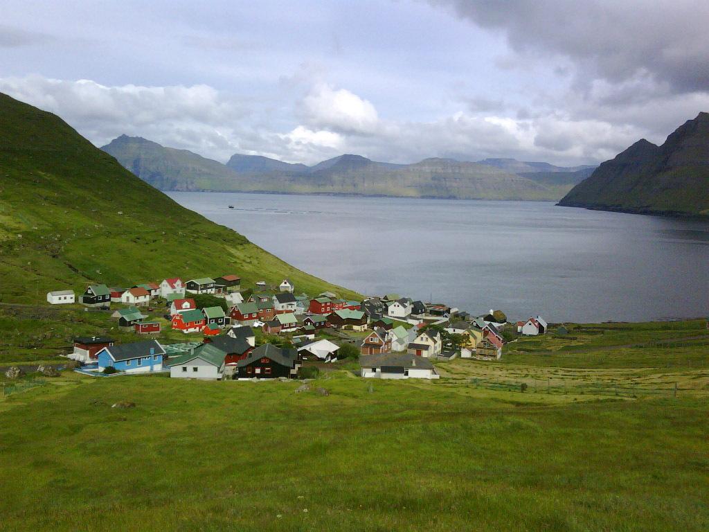 fairy 1 Сказочные деревни Фарерских островов