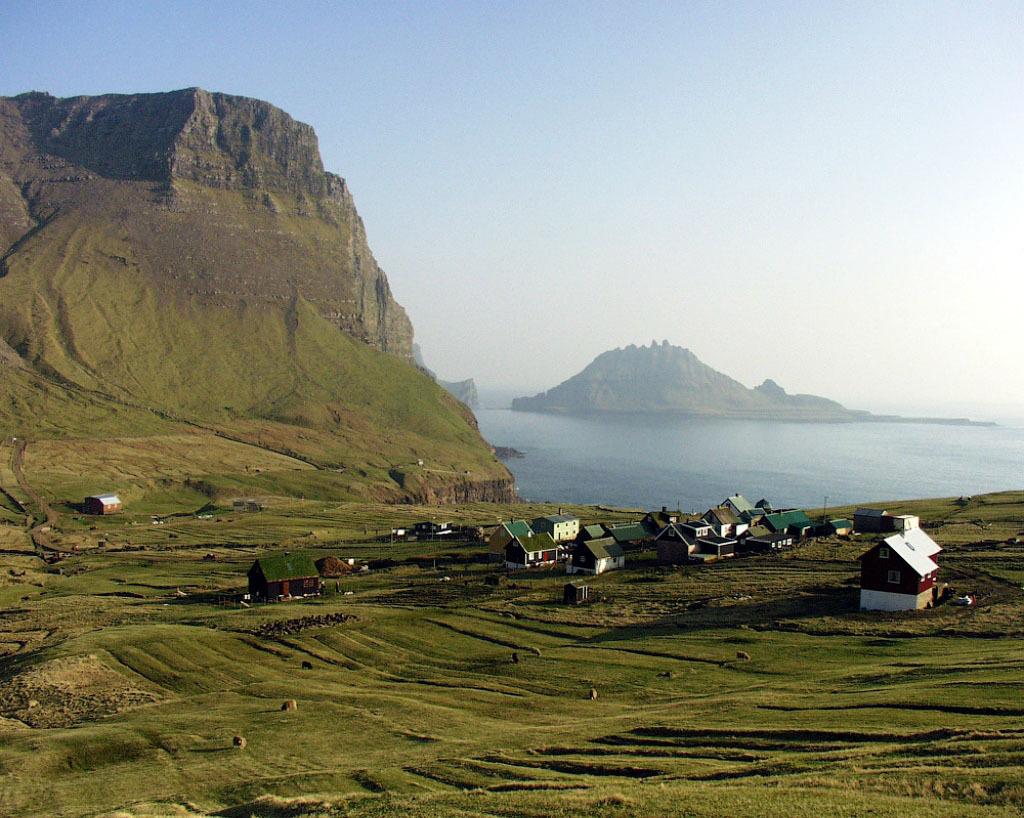 fairy 10 Сказочные деревни Фарерских островов