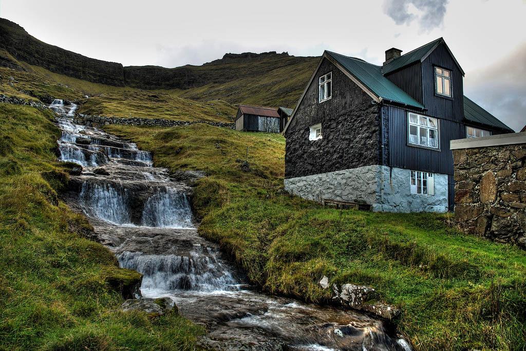 fairy 11 Сказочные деревни Фарерских островов