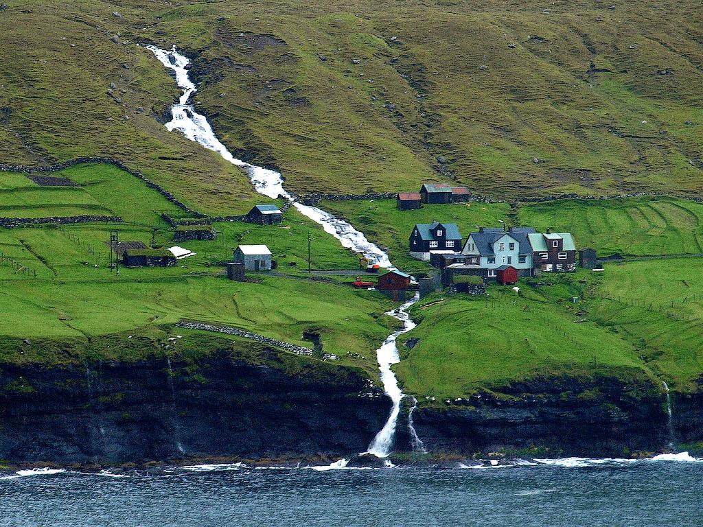 fairy 12 Сказочные деревни Фарерских островов