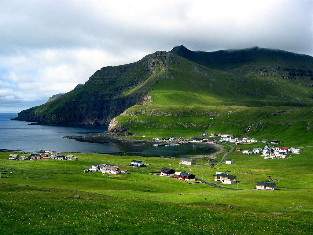 fairy 13 Сказочные деревни Фарерских островов