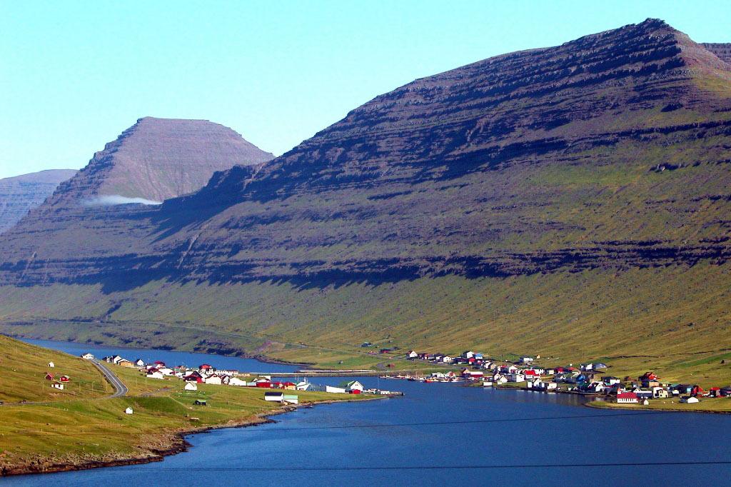 fairy 16 Сказочные деревни Фарерских островов