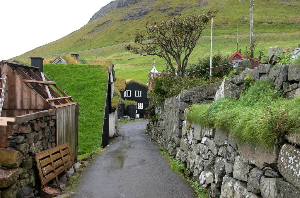 fairy 2 Сказочные деревни Фарерских островов
