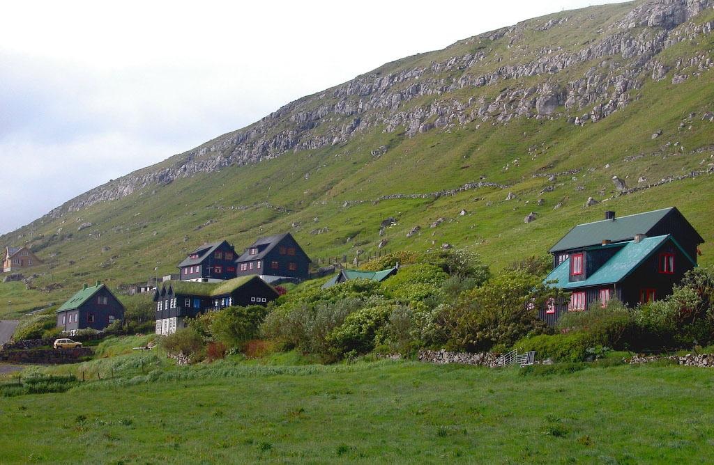 fairy 6 Сказочные деревни Фарерских островов