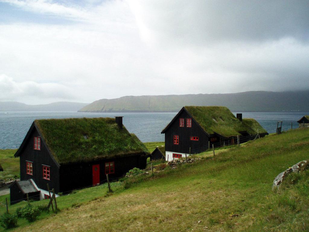 fairy 7 Сказочные деревни Фарерских островов