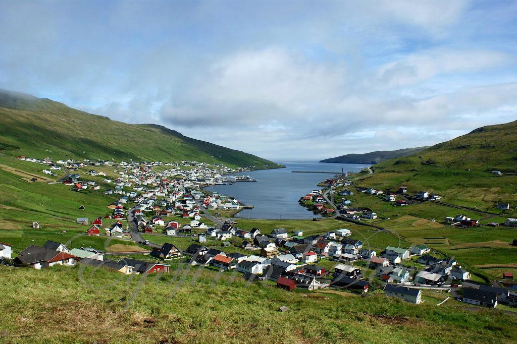 fairy 8 Сказочные деревни Фарерских островов