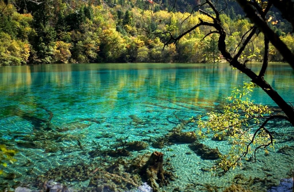 lake07 5 озер с водой удивительных оттенков