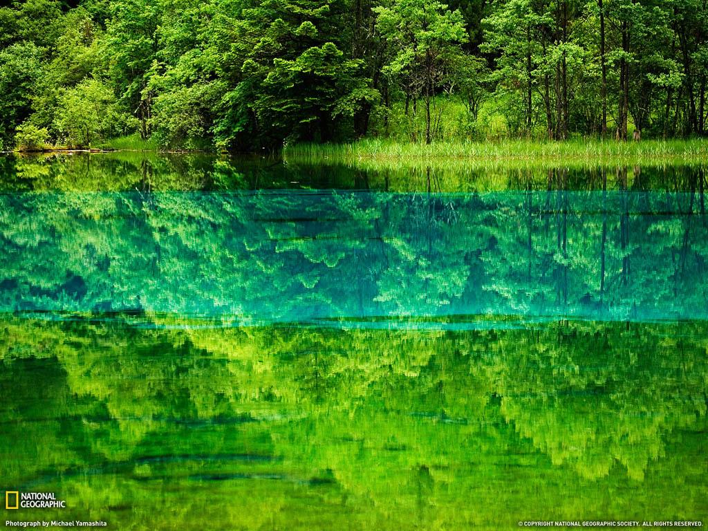 lake09 5 озер с водой удивительных оттенков