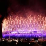 Красочная церемония закрытия Олимпийских игр 2012 в Лондоне