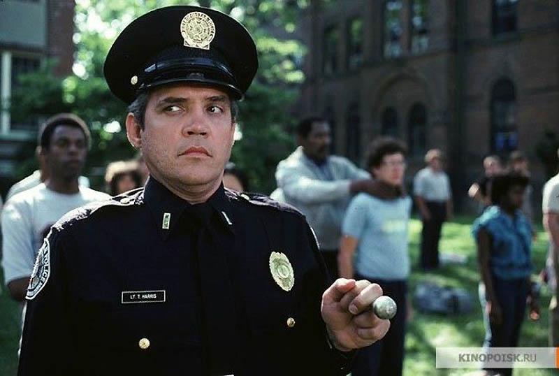 police academy 19 Полицейская академия, тогда и сейчас