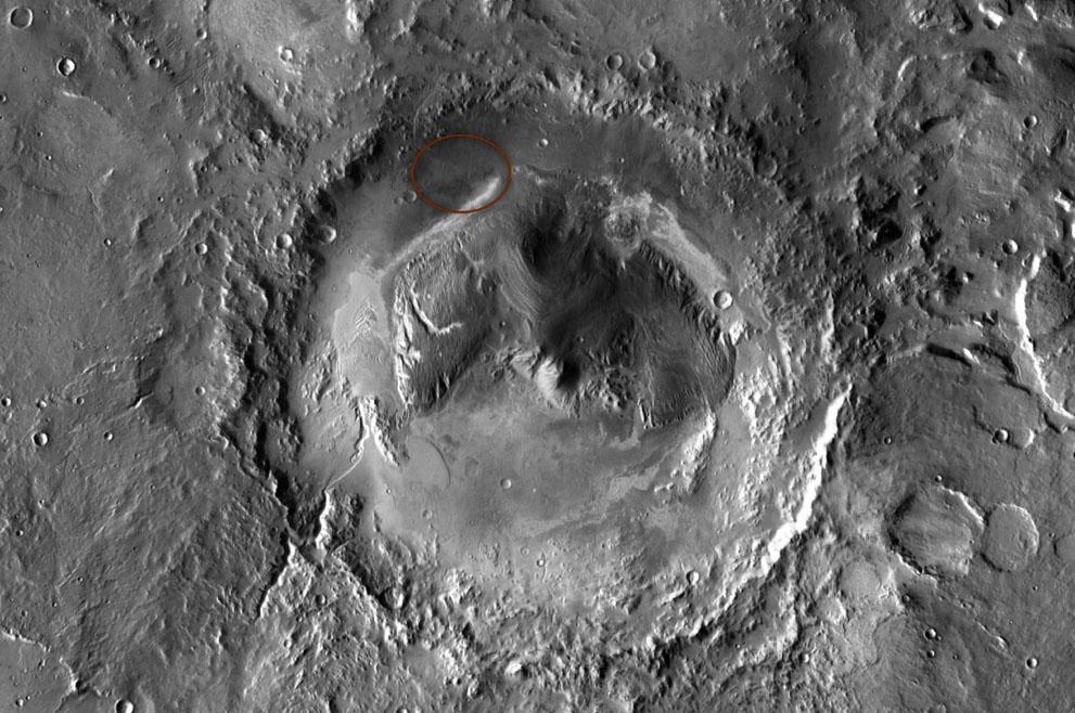 s m07 573303ma Марсоход «Кьюриосити» вдеталях