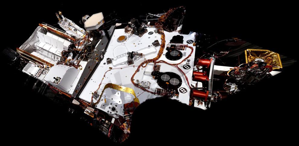 s m10 PIA14131 Марсоход «Кьюриосити» вдеталях
