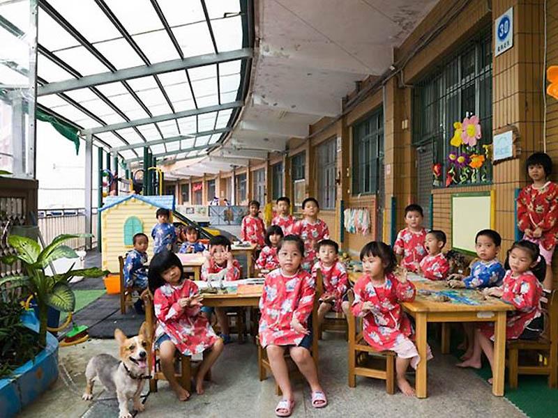 school 17 Первое сентября в разных странах