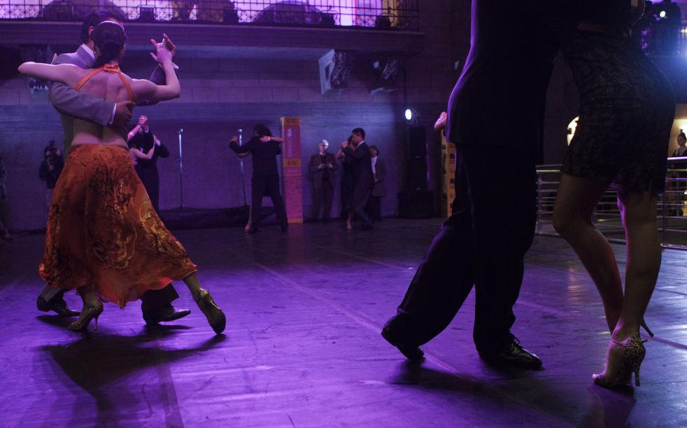 tango24 Фестиваль танго в Аргентине