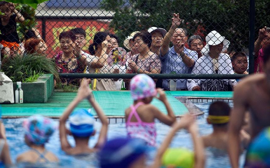 training02 Подготовка будущих олимпийцев в Китае