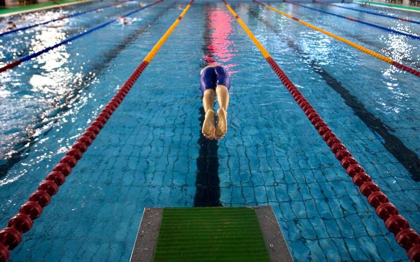 training03 Подготовка будущих олимпийцев в Китае
