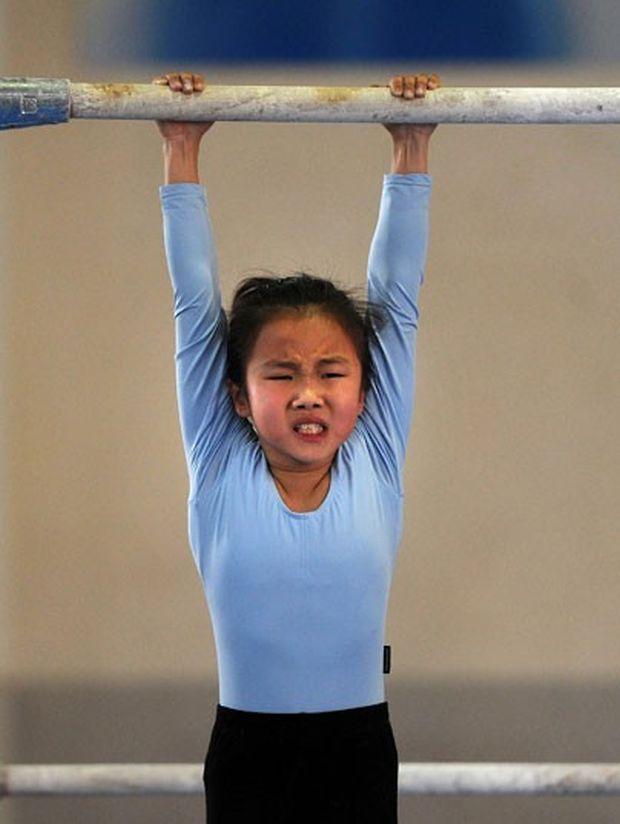 training10 Подготовка будущих олимпийцев в Китае
