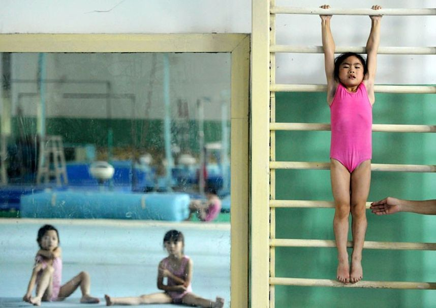 training16 Подготовка будущих олимпийцев в Китае