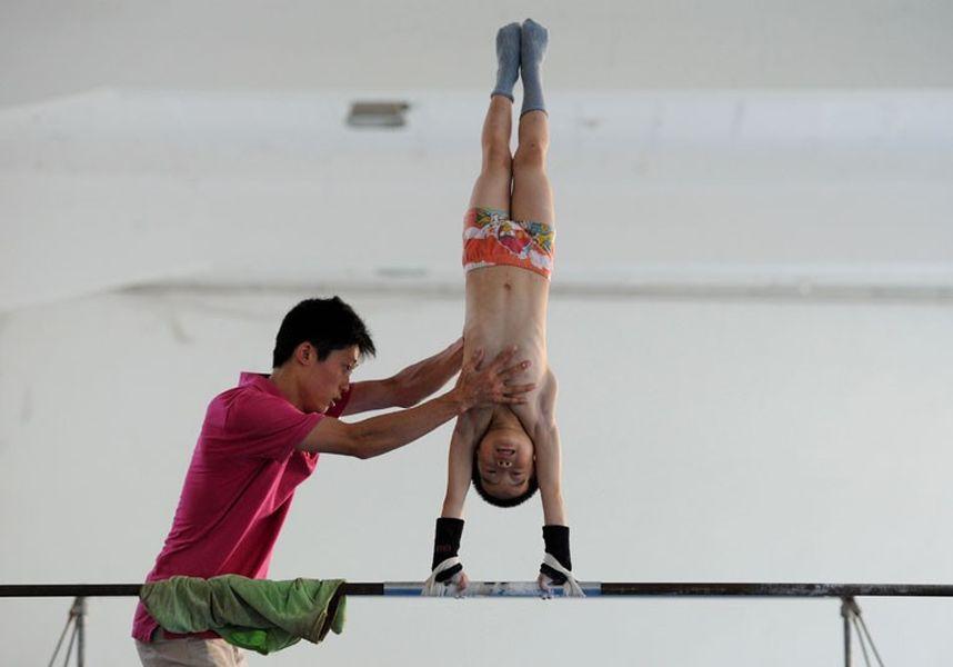 training20 Подготовка будущих олимпийцев в Китае