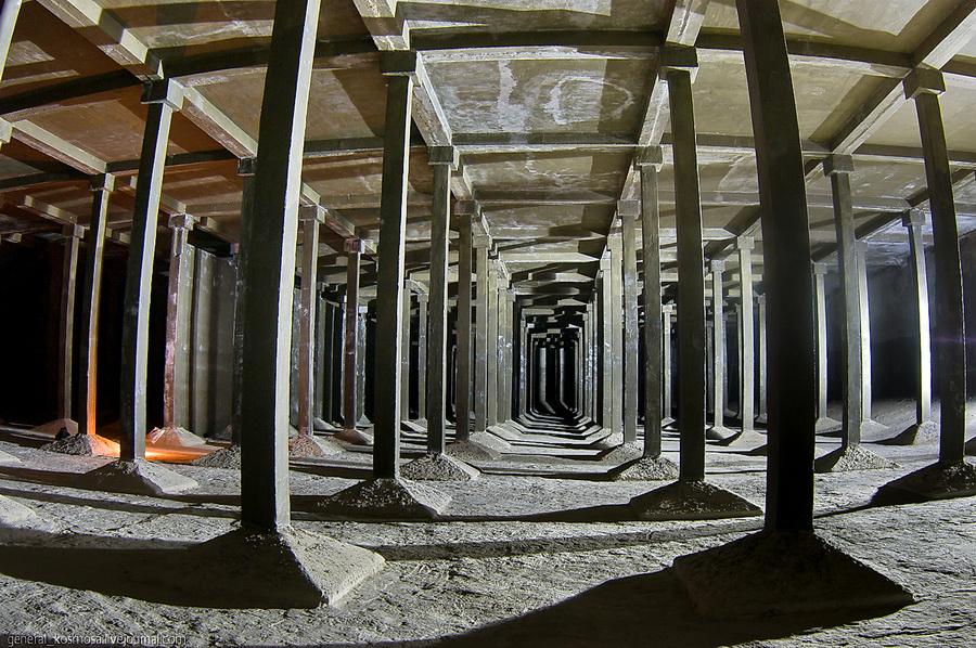 underground 10 Подземные водохранилища вцентре Киева