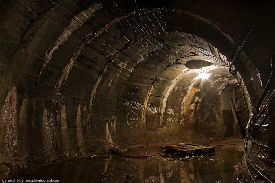 underground 2 Подземные водохранилища вцентре Киева