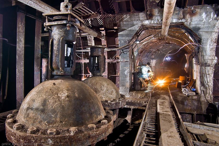 underground 3 Подземные водохранилища вцентре Киева