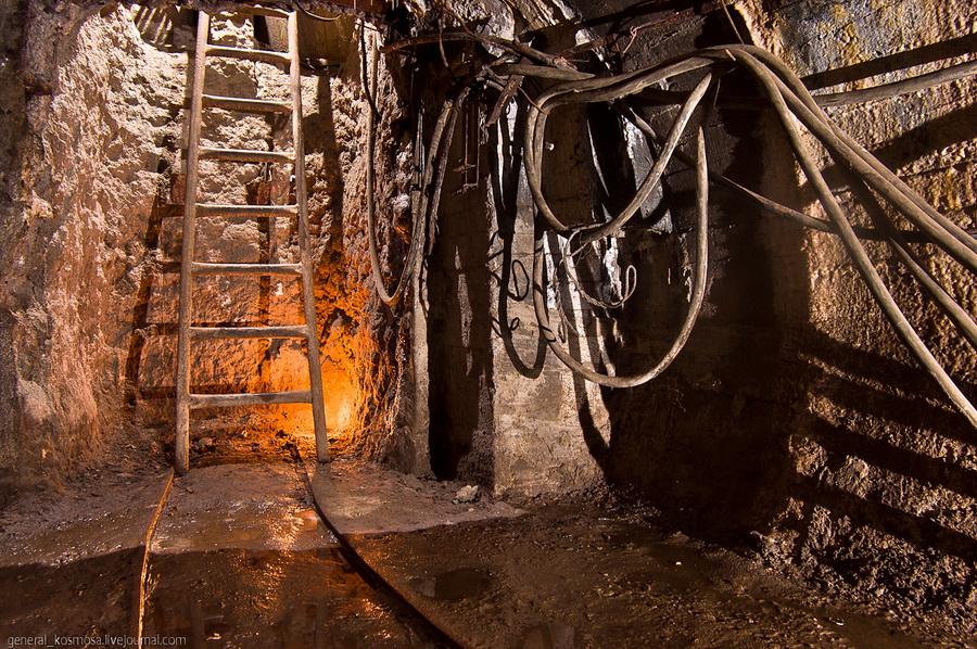 underground 4 Подземные водохранилища вцентре Киева