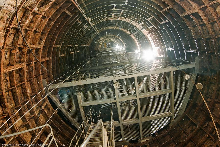 underground 5 Подземные водохранилища вцентре Киева