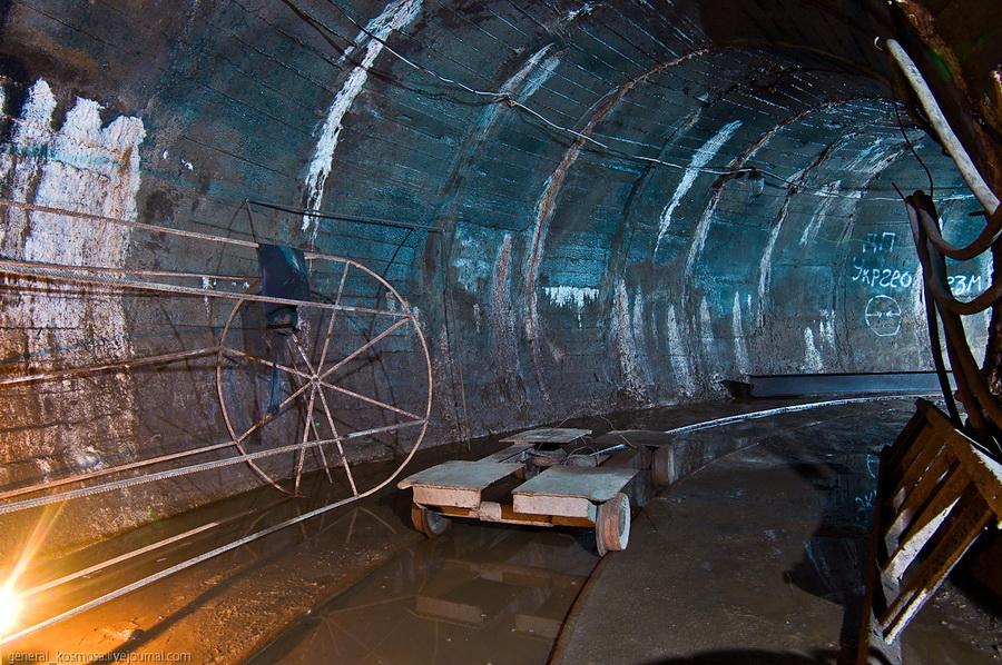 underground 6 Подземные водохранилища вцентре Киева