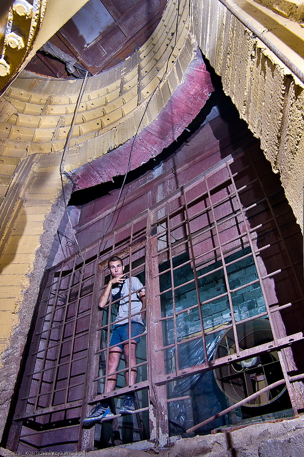 underground 7 Подземные водохранилища вцентре Киева