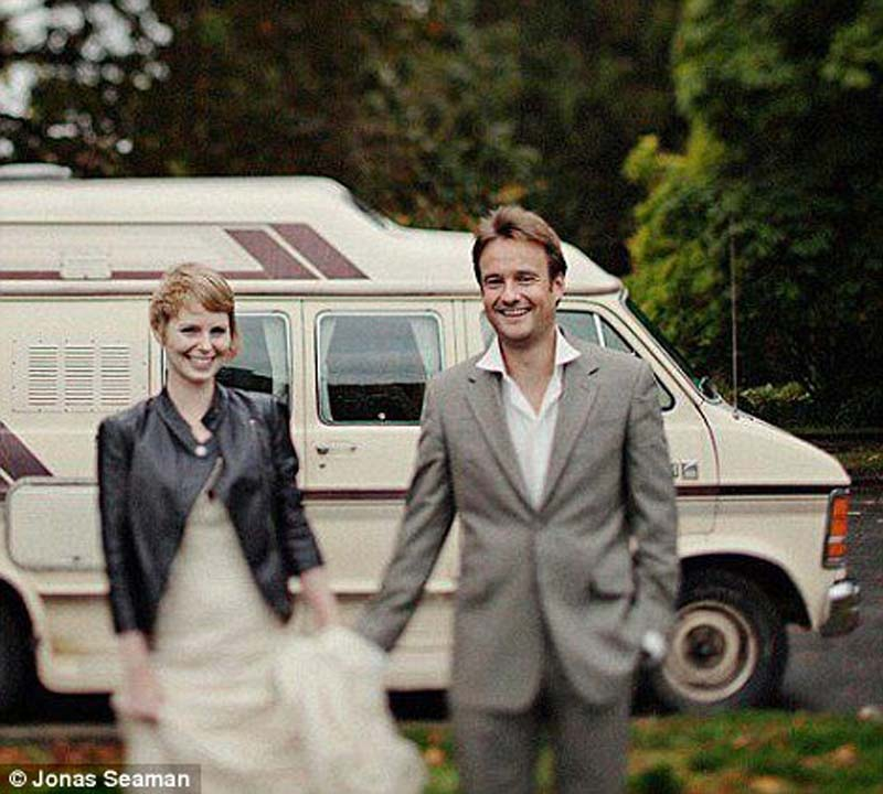 weddings 1 Счастливая пара отпраздновала 22 свадьбы