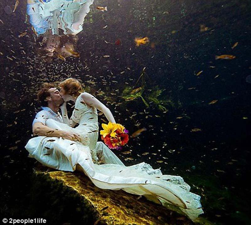 weddings 14 Счастливая пара отпраздновала 22 свадьбы