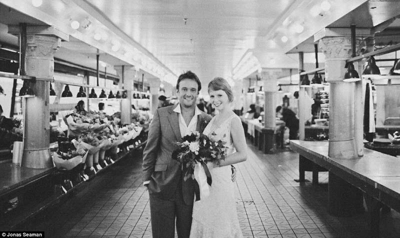 weddings 5 Счастливая пара отпраздновала 22 свадьбы