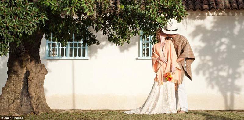weddings 8 Счастливая пара отпраздновала 22 свадьбы