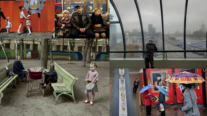 Гарри Груйер «Москва 1989–2009»