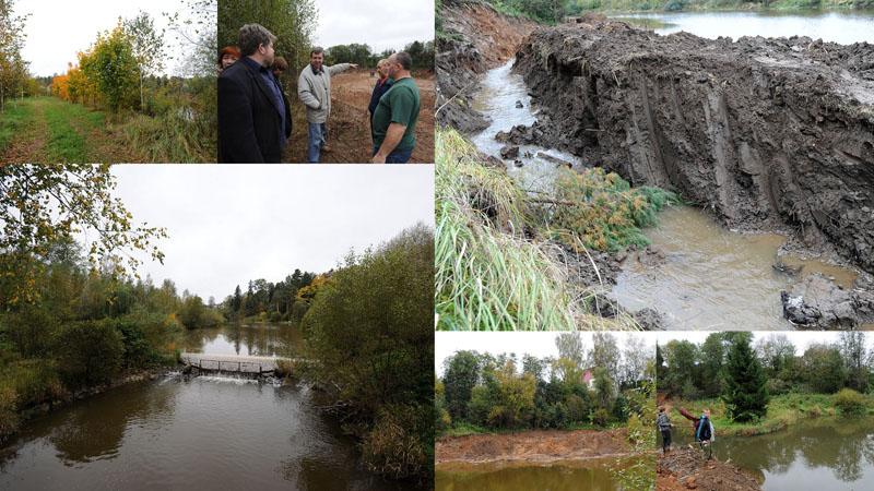 Печальная история реки Горетовка