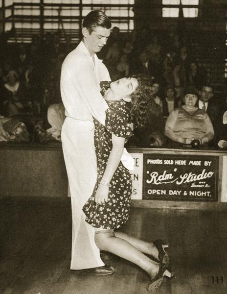 006c9pfg Танцы до упаду на танцевальных марафонах 1920 30 х годов