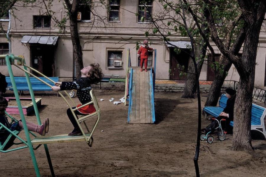 089 Гарри Груйер Москва 1989 2009