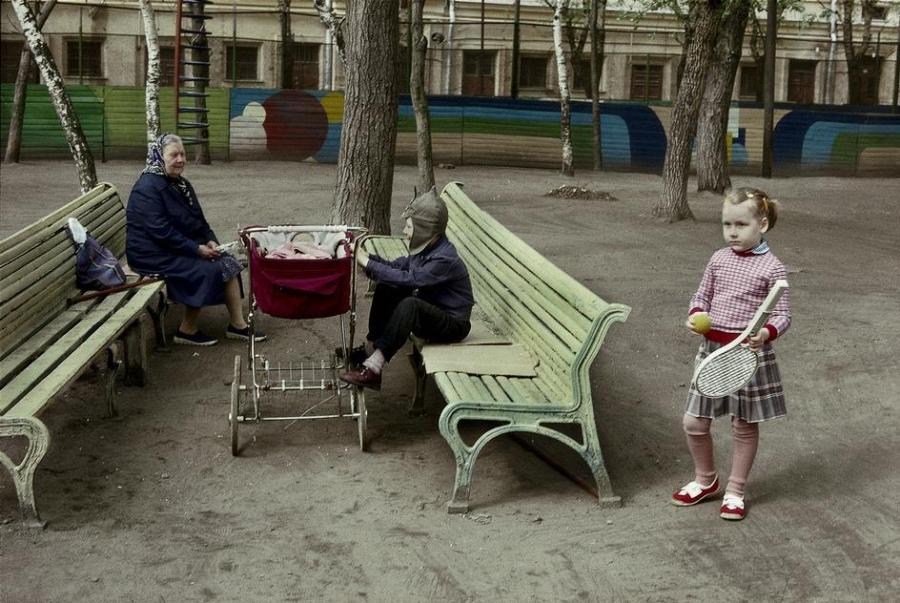 099 Гарри Груйер Москва 1989 2009