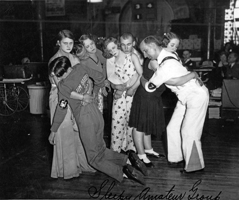 54817320434629057 hcNuA0UL c Танцы до упаду на танцевальных марафонах 1920 30 х годов
