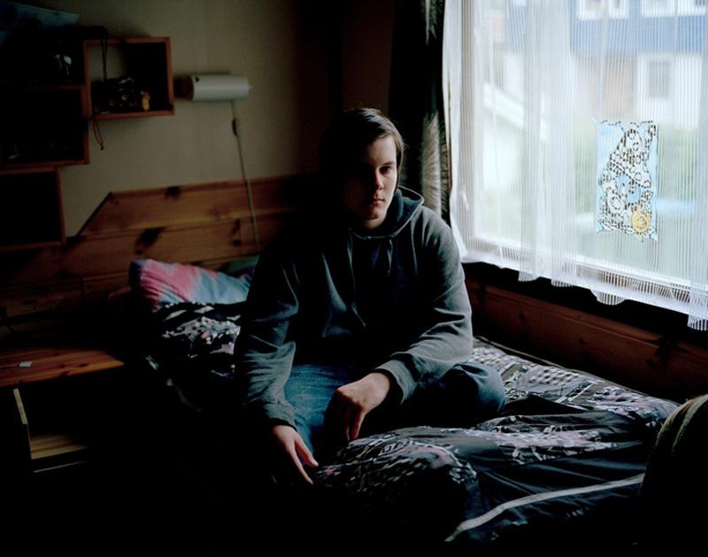 Andrea Gjestvang 11 Подростки, выжившие после бойни Брейвика