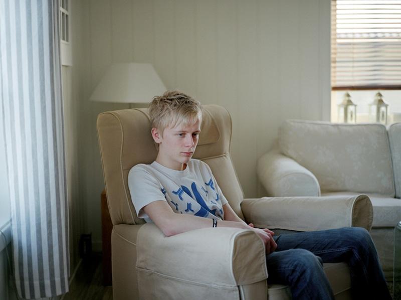 Andrea Gjestvang 2 Подростки, выжившие после бойни Брейвика