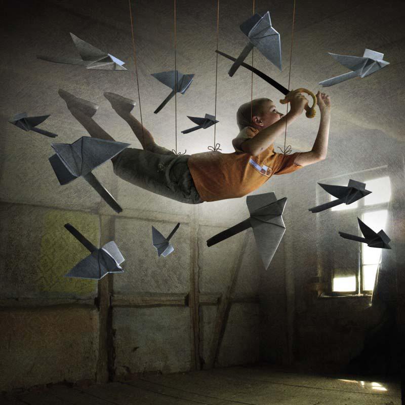 Artworks by Igor Morski 31 Фотографические метаморфозы от мастера фотоманипуляций Игоря Морски